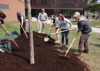 Development - Tree Campus USA - Arbor Day 2014 2