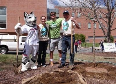 Development - Tree Campus USA - Arbor Day 2016 1