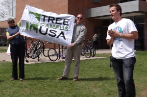 Development - Tree Campus USA - Arbor Day Photo