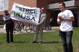 Development - Tree Campus USA - Arbor Day Photo