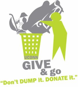 Give Go Move Out Campaign