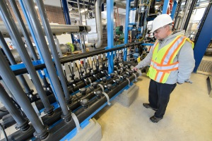 Initiatives - Water - Reclaimed Water Facility - About