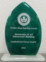 CTGBC Institutional Honor Award