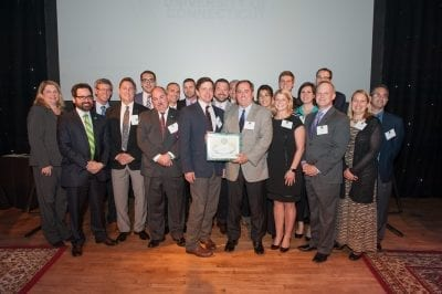 GreenCircle Award