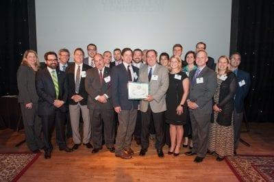 GreenCircle Award