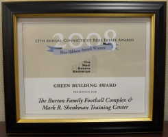 Real Estate Exchange Green Building Award