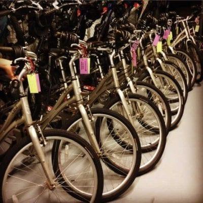 Transportation - Biking - Bikes