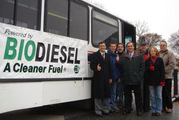 Transportation - Biodiesel - group photo