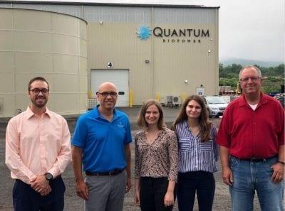 Quantum tour